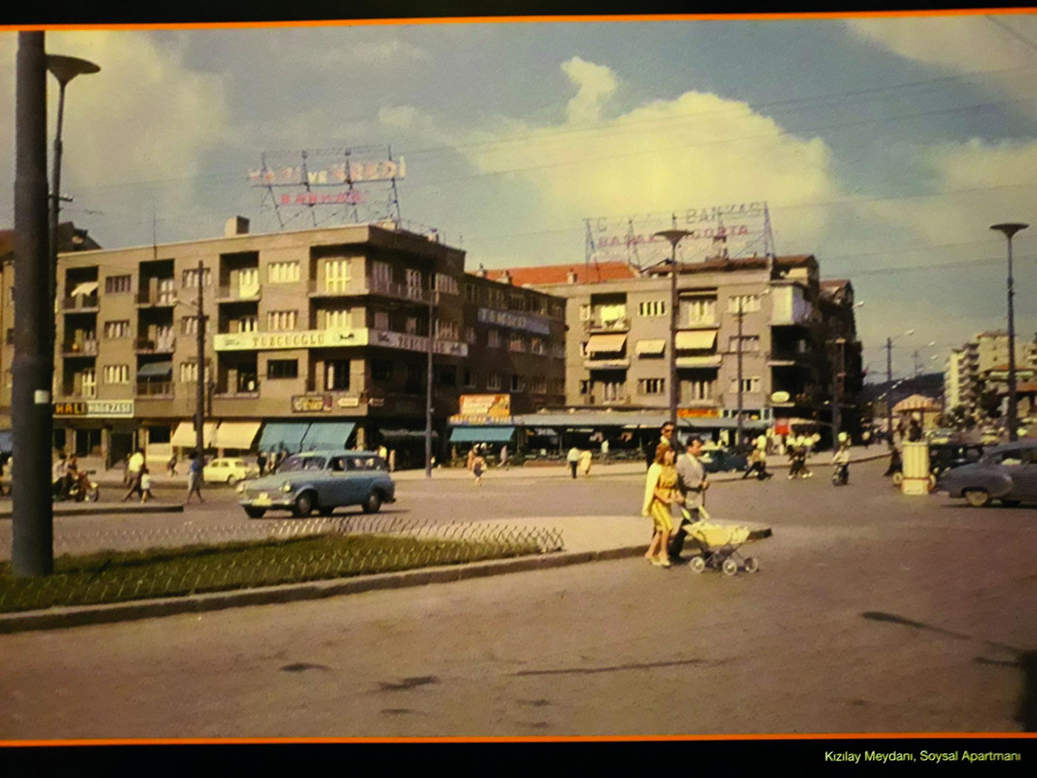 Ankara'nın Apartmanlı Tarihi - 2