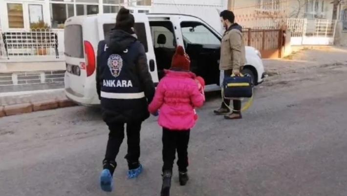 IŞİD Ankara'da Derin İnternette Çocuk Satış İlanı Verdi