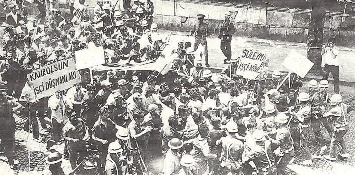 Öndeyiş: 15-16 Haziran Direnişinin 50. Yılı