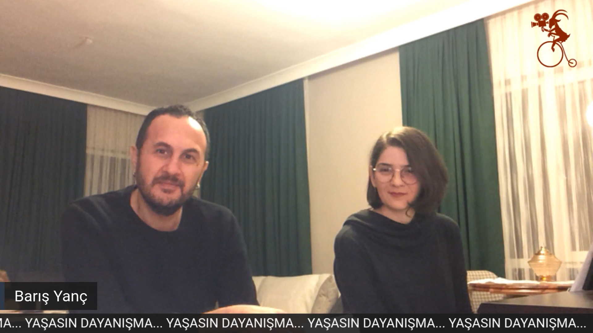 Solfasol Müzikal Dayanışma Açılış Gecesi Barış Yanç ve Hande Uçar
