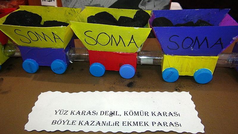 Soma'ya Ağıt